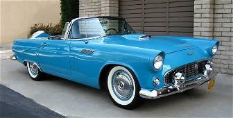 1956 Ford Thunderbird!