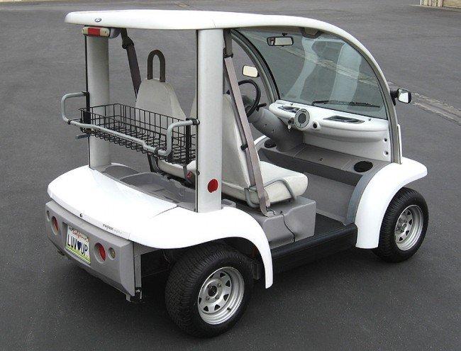 Think City Electric Car Parts