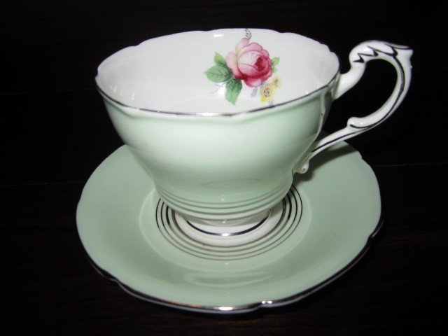 Paragon China- beautiful Cup & Saucer Set BD70