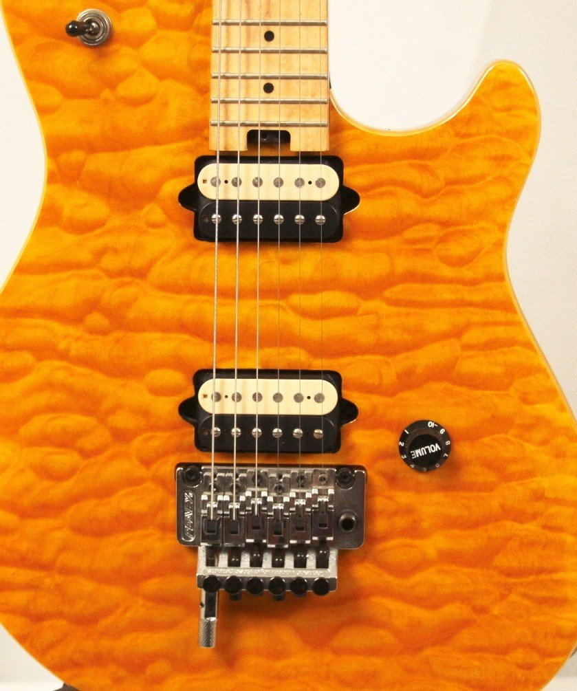 Peavey Wolfgang EVH special Electric Guitar MGUI24 - 3