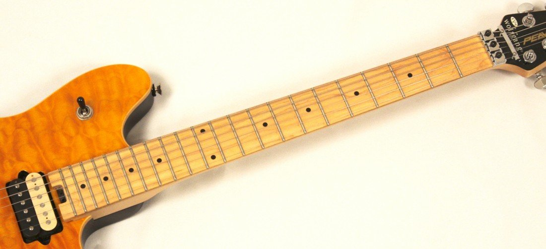 Peavey Wolfgang EVH special Electric Guitar MGUI24 - 5