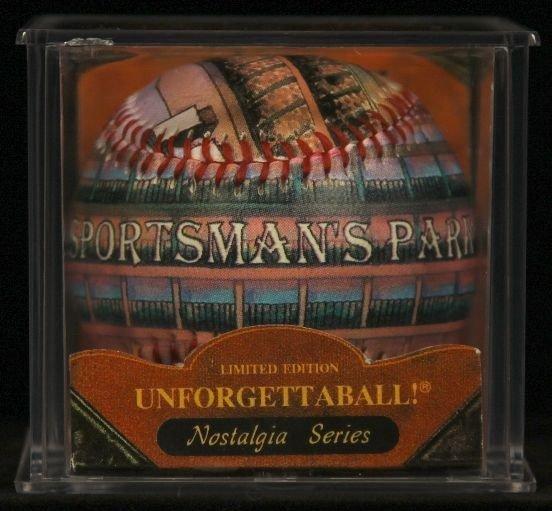 """Unforgettaball! """"Sportsman's Park"""" Nostalgia Series Col"""
