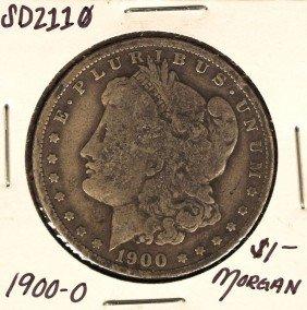 1900-O $1 Morgan Silver Dollar Coin SD2110