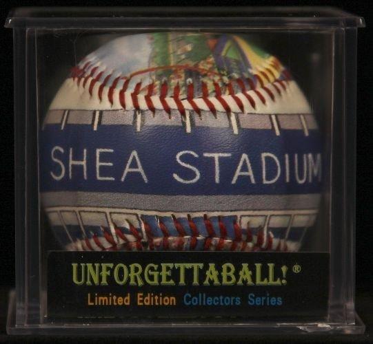 "Unforgettaball! ""Shea Stadium"" Collectable Baseball"