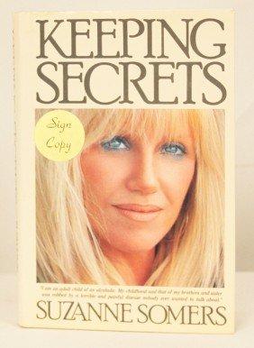 "Autographed Copy Of ""Keeping Secrets"" BK100"