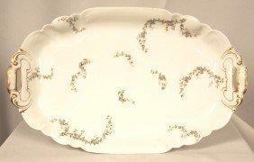 Vintage Limoges Haviland Platter BD348