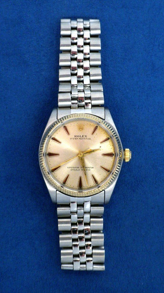 Gents Vintage Rolex Oyster Perpetual Wristwatch A3660