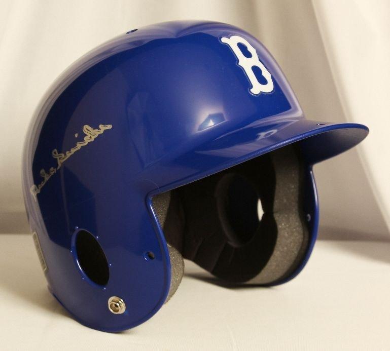Autographed Duke Snider Helmet 2