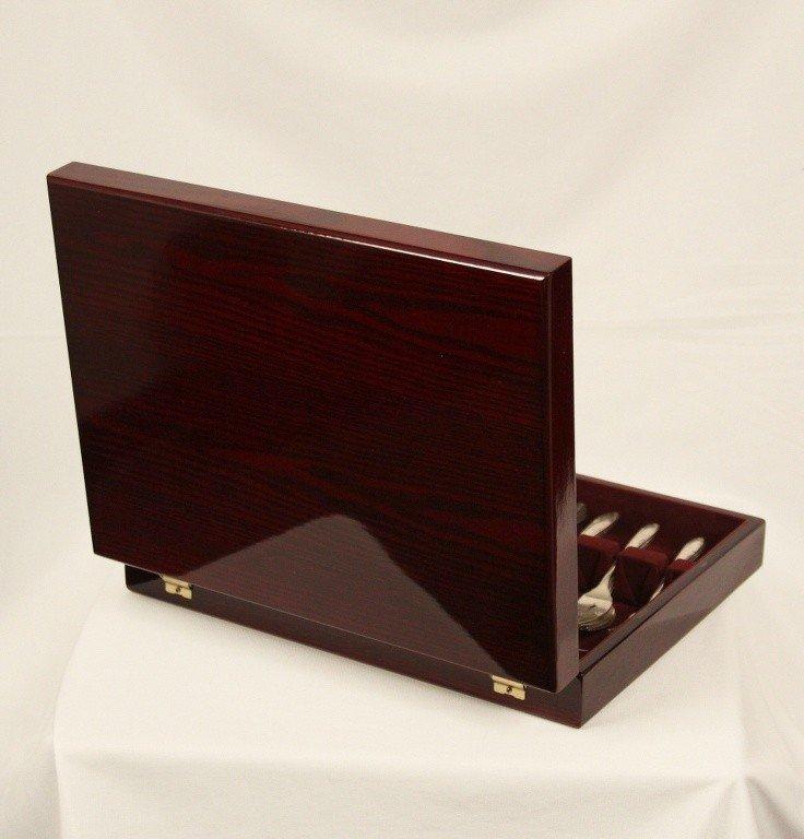 Vintage Towle Medeira Sterling Flatware Service ED1090 - 2