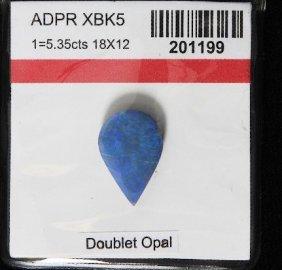 Doublet Opal (1) 5.35cts OP172