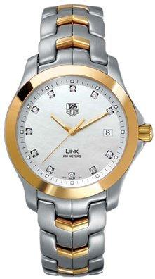 Tag Heuer Link Quartz Wristwatch A3705