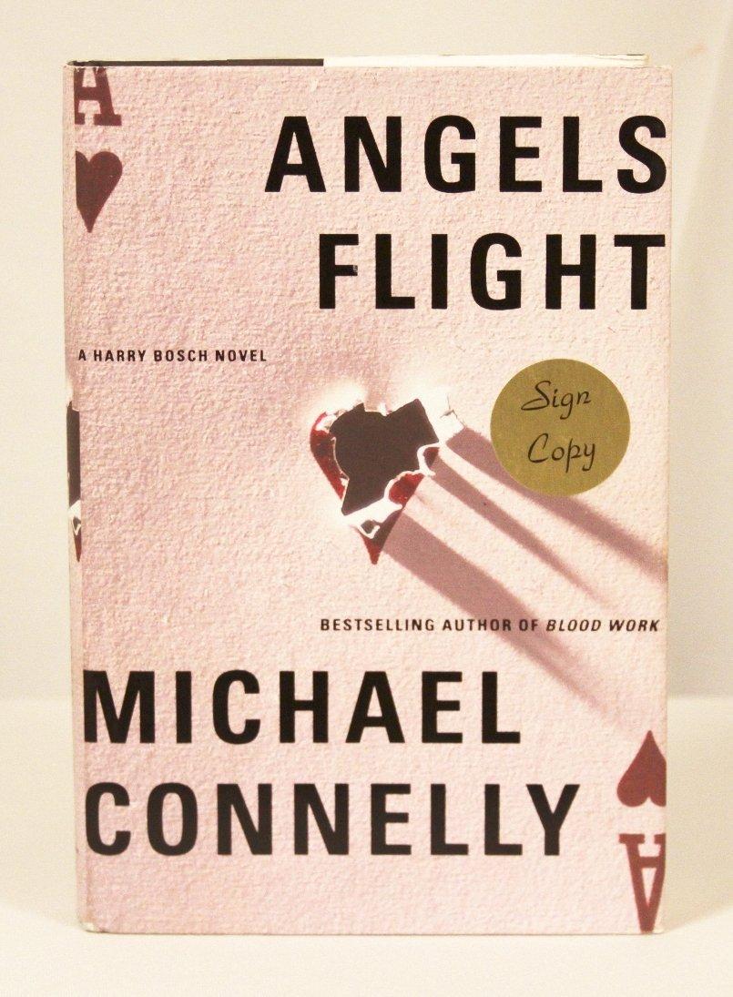 "Autographed Copy of ""Angels Flight"" BK53"