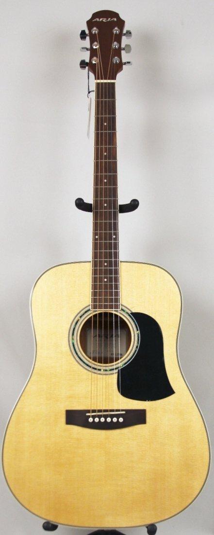 Aria AGP-001/AW20 Acoustic Guitar DGUI118