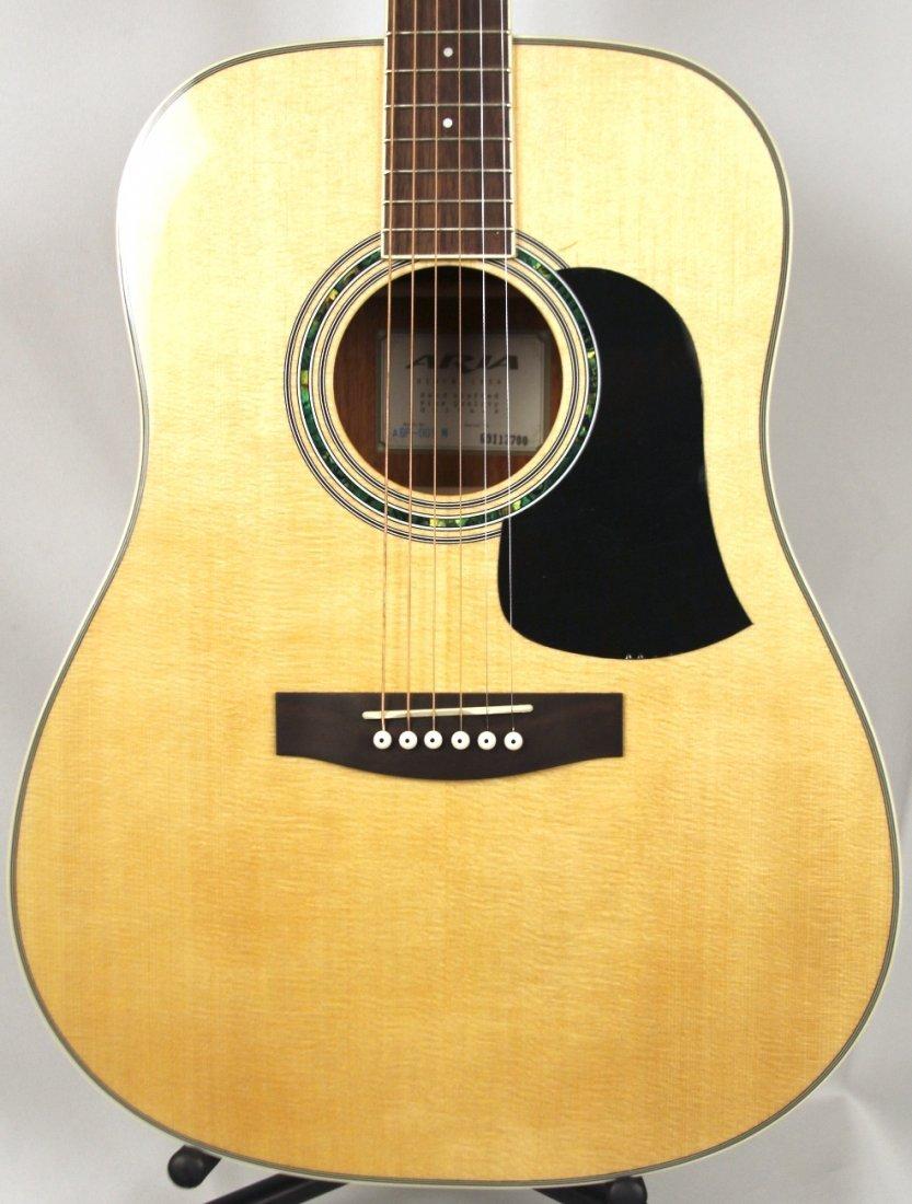 Aria AGP-001/AW20 Acoustic Guitar DGUI118 - 3