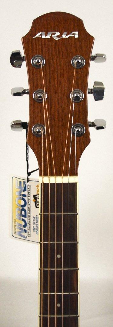 Aria AGP-001/AW20 Acoustic Guitar DGUI118 - 4