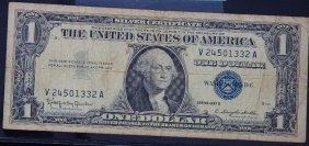 1957 $1.00 Washington Silver Certificate PM1175