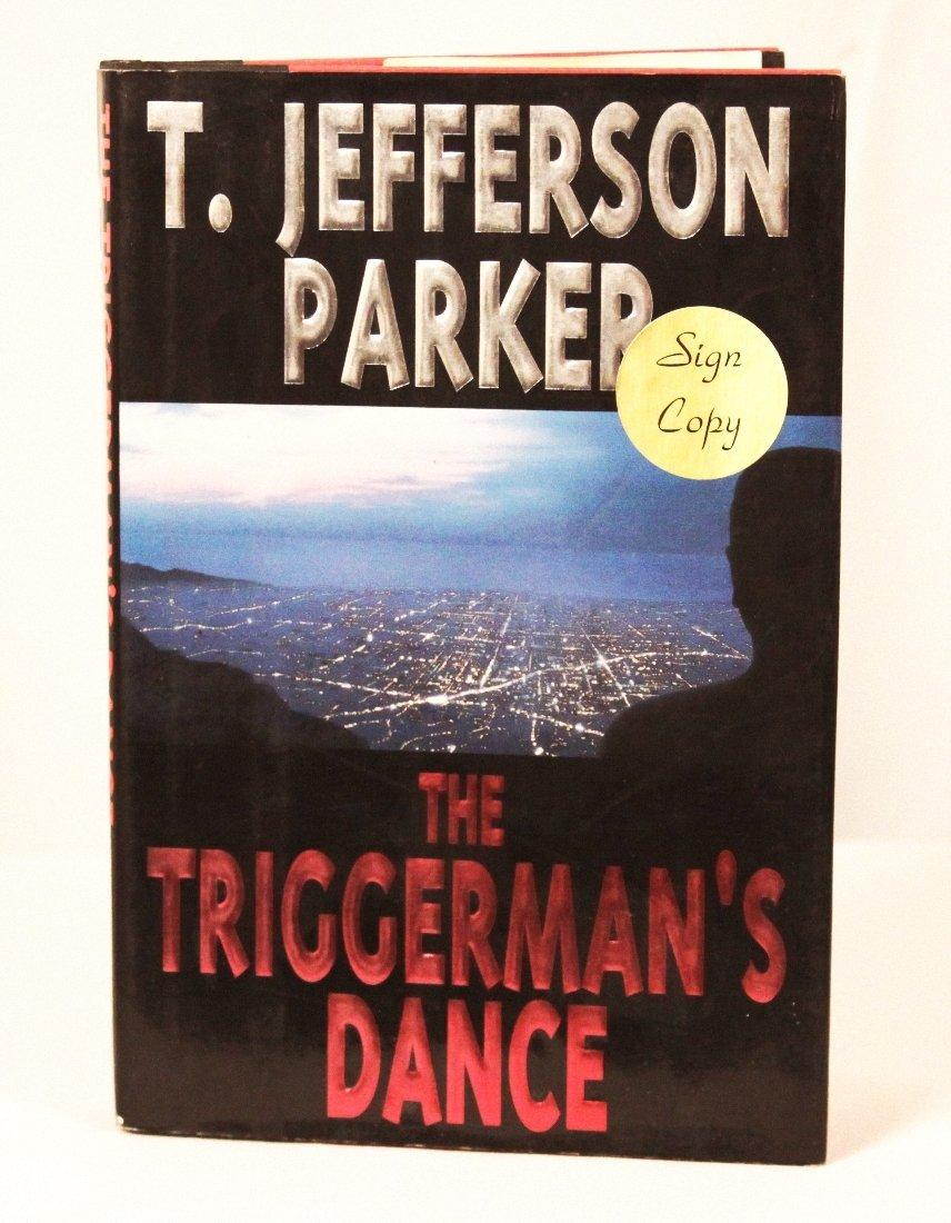 "Autographed Copy of ""The Triggerman's Dance"" BK48"