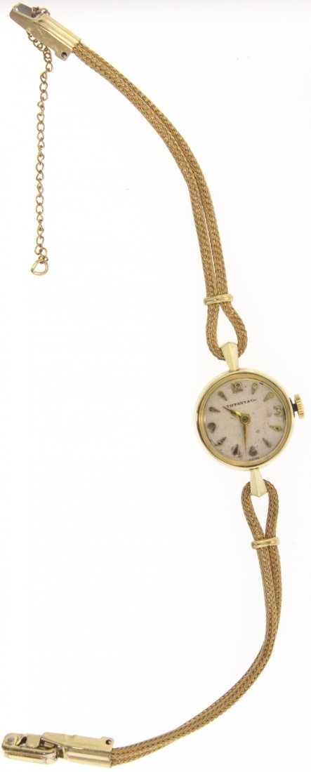 14KT Yellow Gold Tiffany & Co. Bracelet STN60