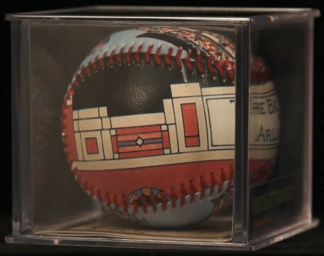"Unforgettaball! ""Ball Park in Arlington"" Collectable Ba - 2"
