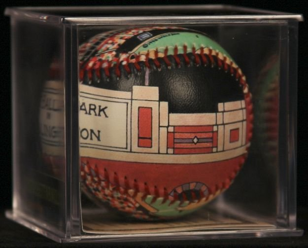 "Unforgettaball! ""Ball Park in Arlington"" Collectable Ba - 3"