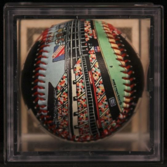 "Unforgettaball! ""Ball Park in Arlington"" Collectable Ba - 4"
