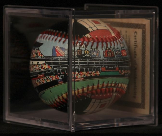 "Unforgettaball! ""Ball Park in Arlington"" Collectable Ba - 5"