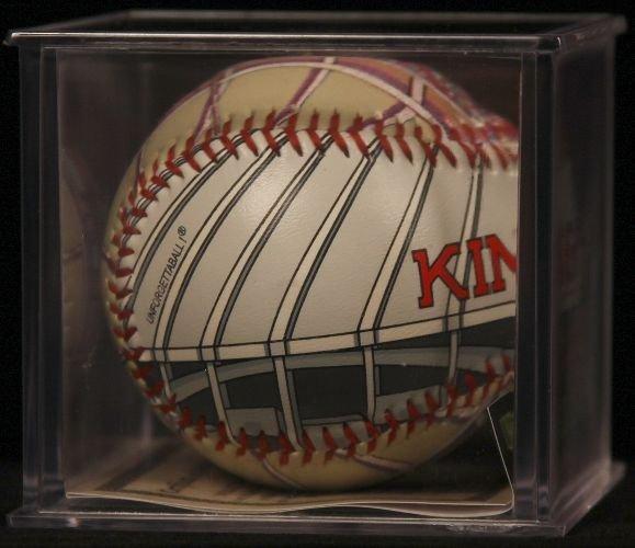 "Unforgettaball! ""Kingdome"" Collectable Baseball - 2"