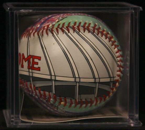 "Unforgettaball! ""Kingdome"" Collectable Baseball - 3"