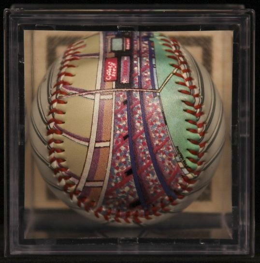"Unforgettaball! ""Kingdome"" Collectable Baseball - 4"