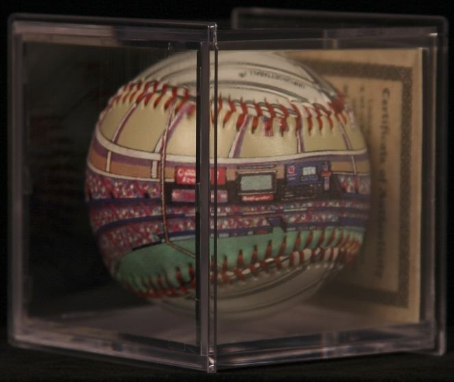 "Unforgettaball! ""Kingdome"" Collectable Baseball - 5"