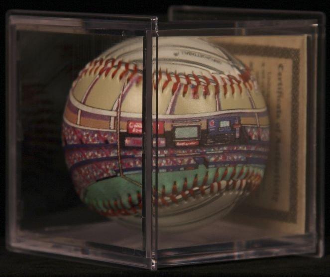 "Unforgettaball! ""Kingdome"" Collectable Baseball - 5"