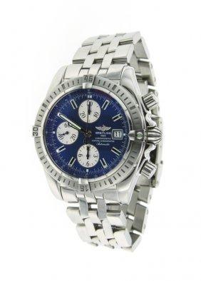 Gents Breitling Chronometer Evolution Wristwatch A3835