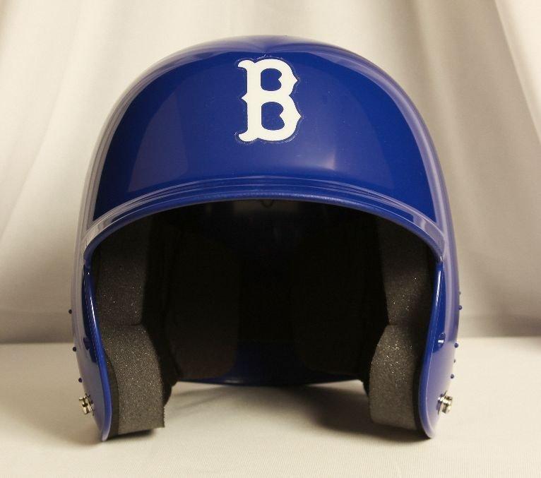 Autographed Duke Snider Helmet 2 - 3