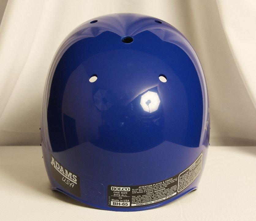 Autographed Duke Snider Helmet 2 - 4