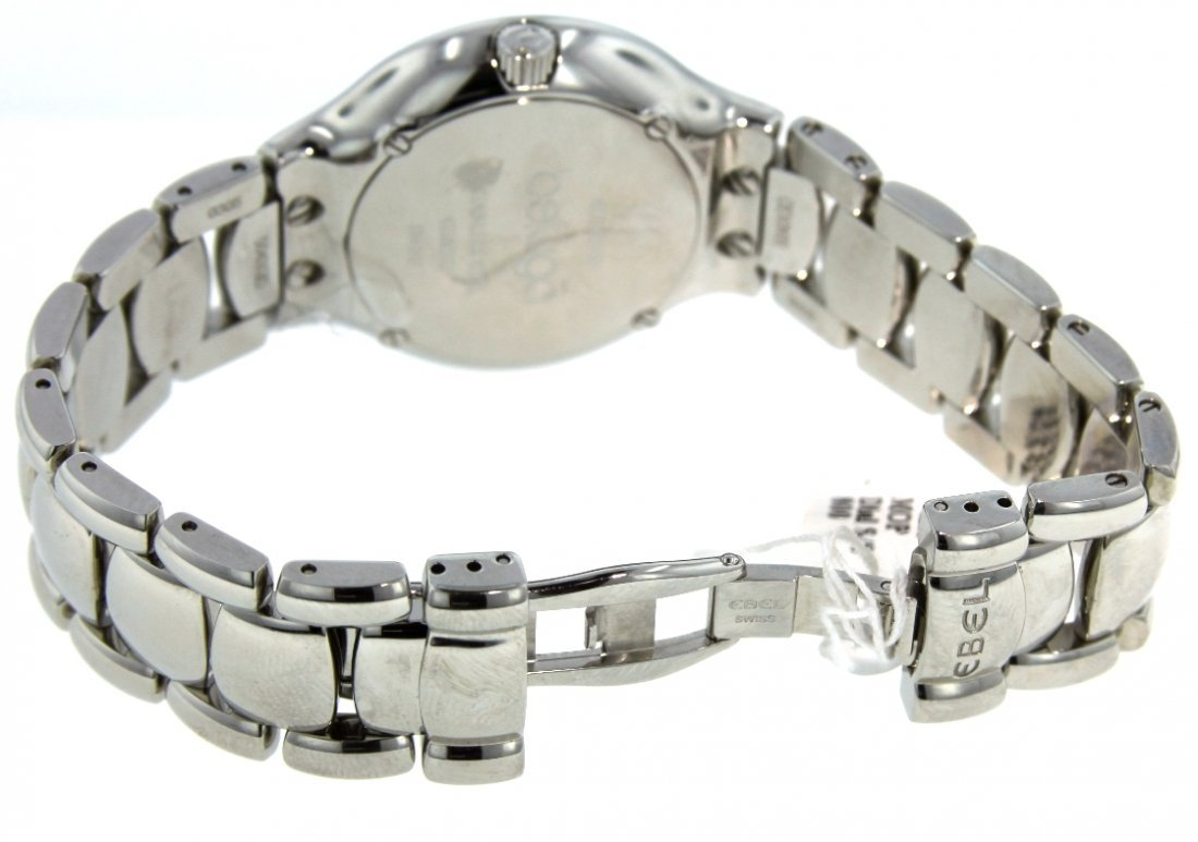Ladies Ebel Beluga Grande Dame XL Wristwatch GB9 - 4