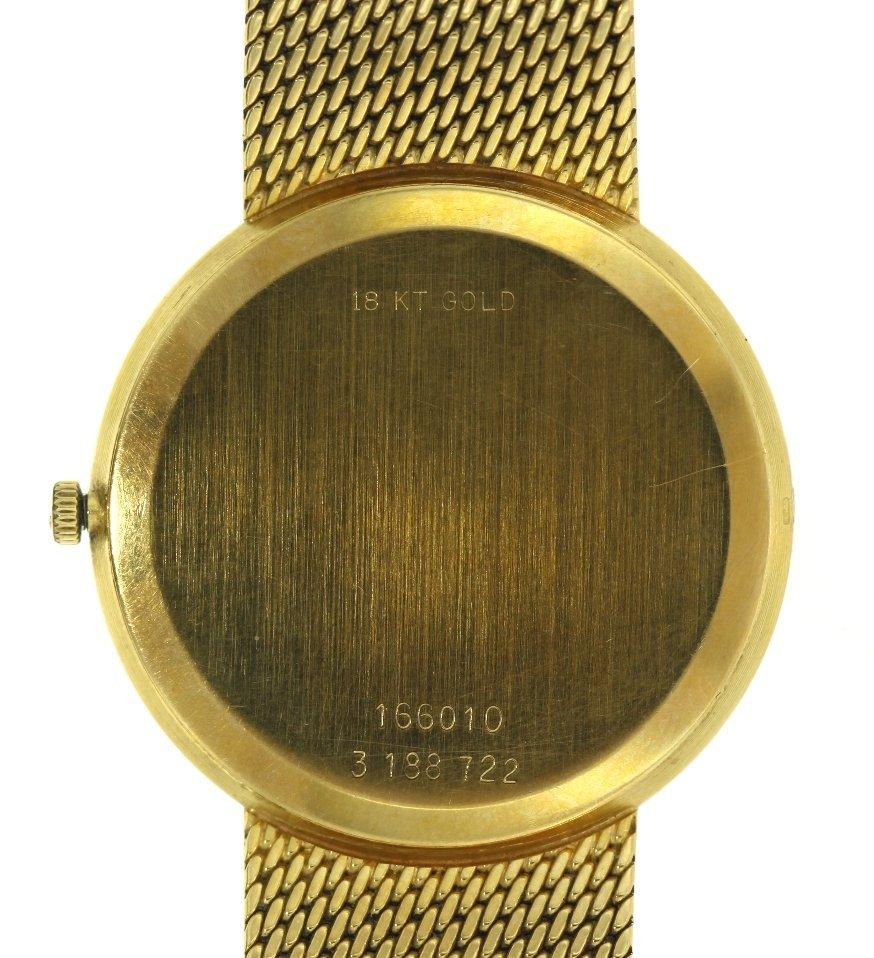 18KT Yellow Gold Universal Geneve Golden Shadow Watch G - 3