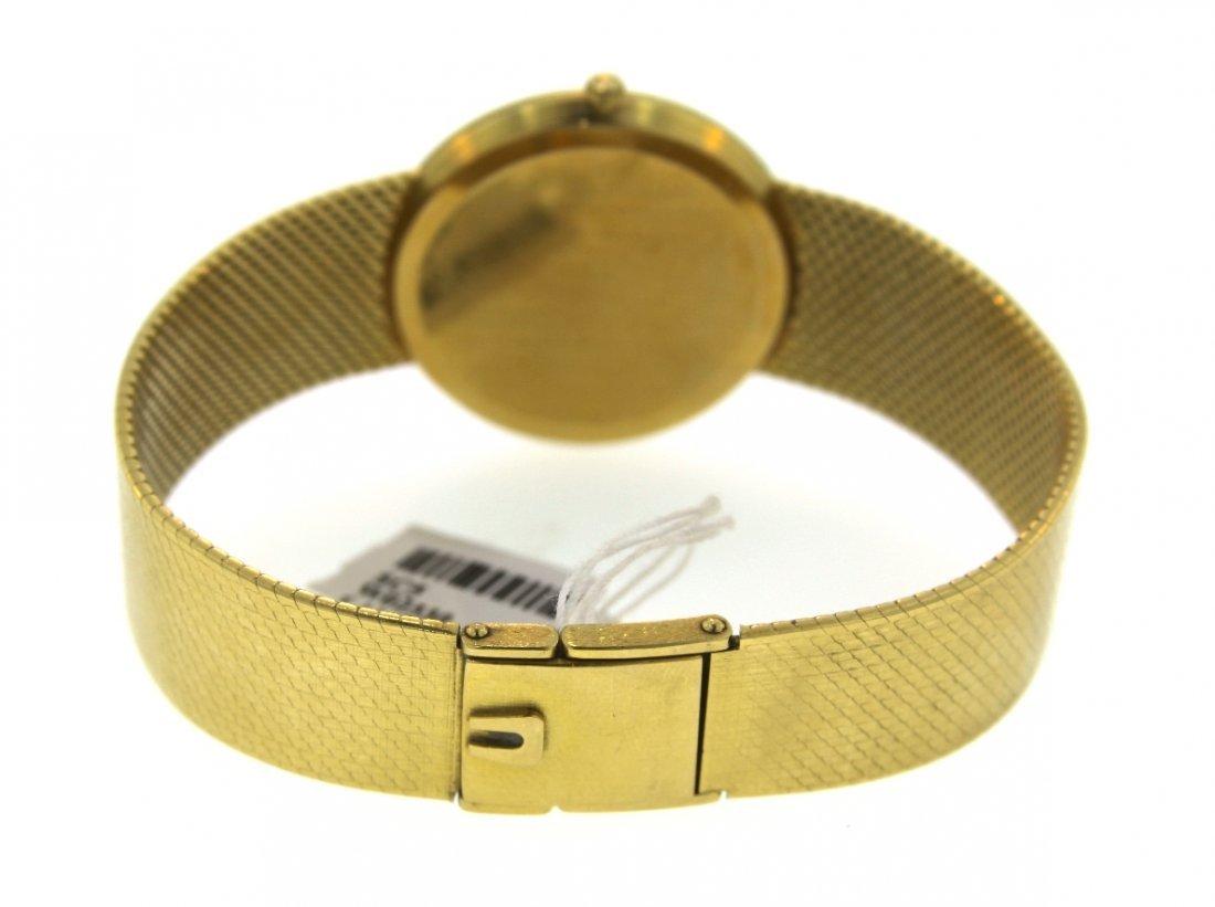 18KT Yellow Gold Universal Geneve Golden Shadow Watch G - 4