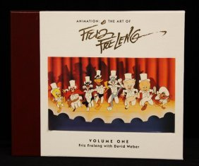 "LOONEY TUNES ""Animation: The Art Of Friz Freleng Volume"