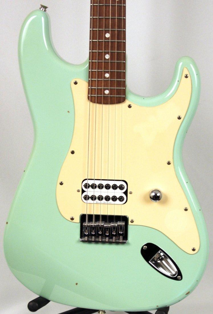 Squier Stratocaster by Fender Tom Delonge Duncan Design - 2