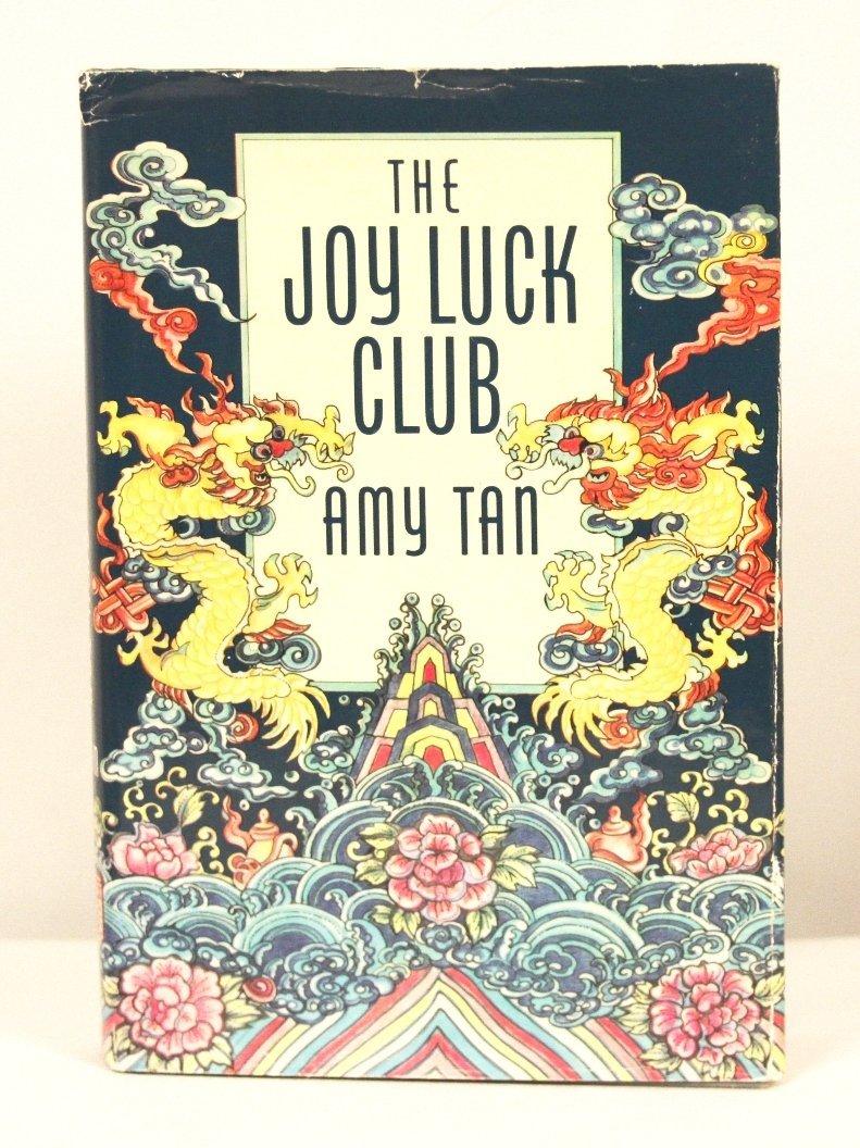 "Autographed Copy of ""The Joy Luck Club"" BK151"