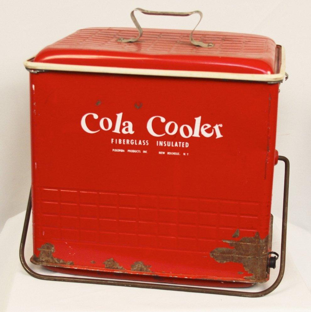 Vintage Cola Cooler ED1160