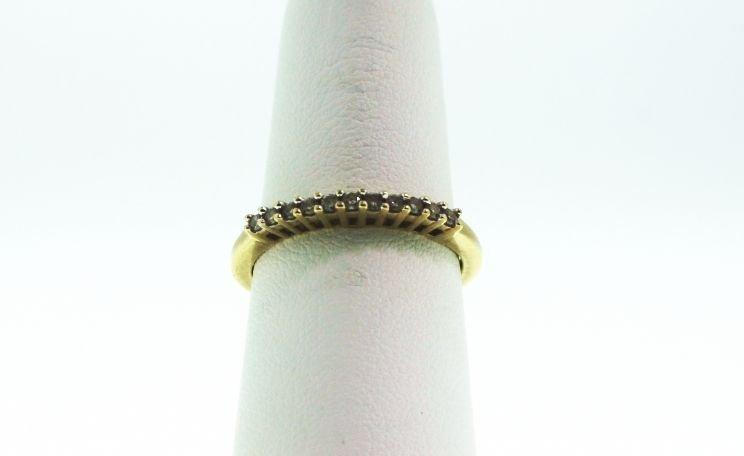 10KT Yellow Gold .25ct Diamond Ring GD130