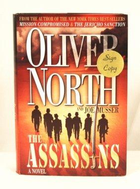 """Autographed Copy Of """"The Assassins"""" BK139"""