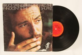 """Bruce Springsteen """"The Wild, The Innocent, and The E St"""