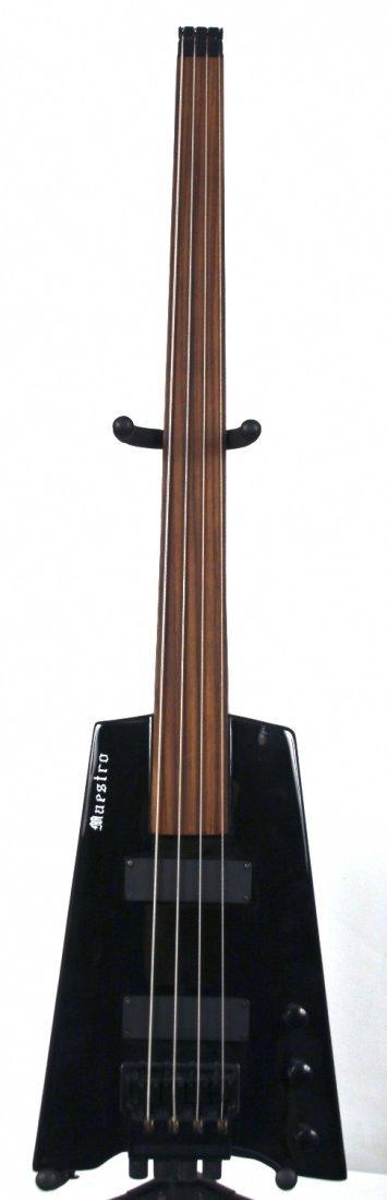 Gibson Maestro Headless Fretless Bass in Black DGUI81