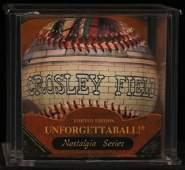 Unforgettaball Crosley Field Nostalgia Series Collec
