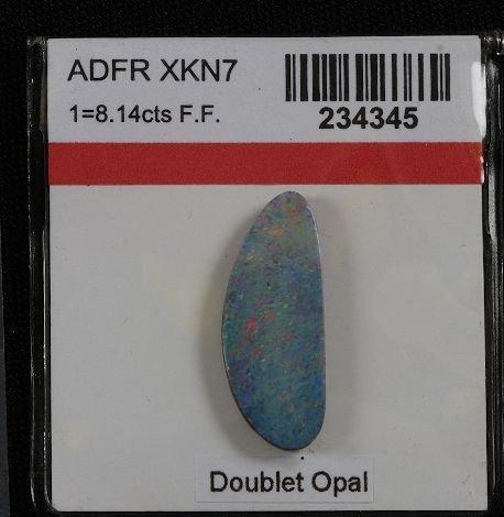 Doublet Opal (1) 8.14cts OP21