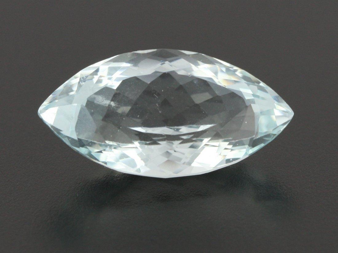 Rare 23.14ct AQUAMARINE Gemstone GIA Certified RM581