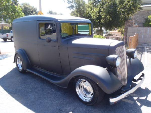 1936 Chevrolet Hot Rod Panel Truck - 5