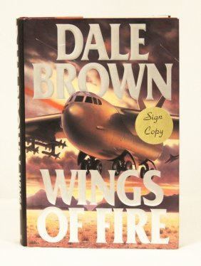 """Autographed Copy of """"Wings Of Fire"""" BK61"""